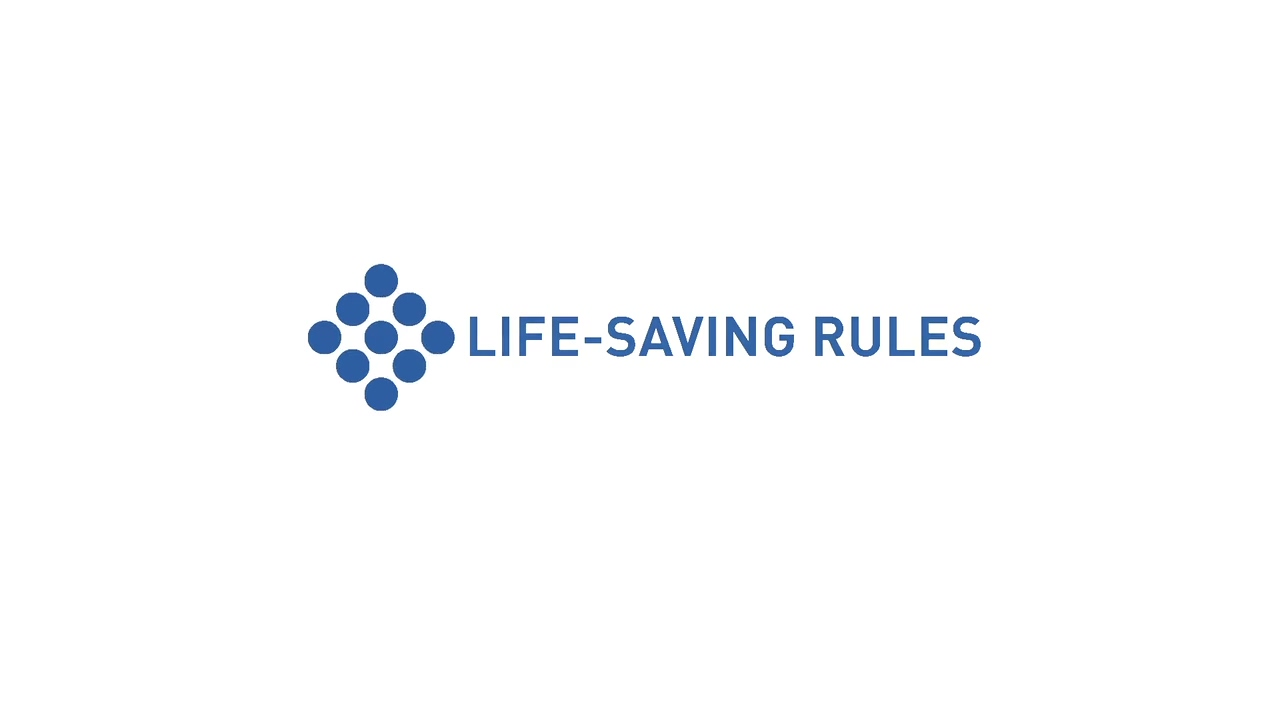 Why Industry Life-saving Rules
