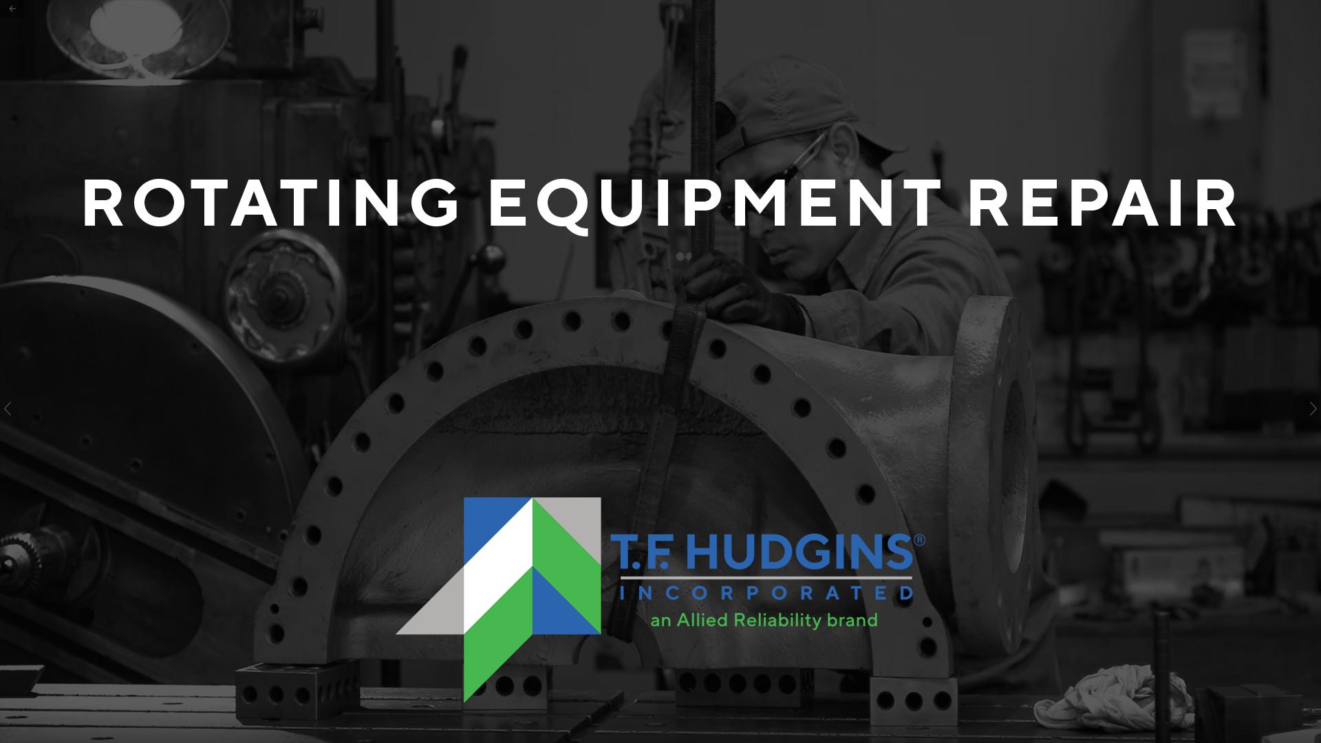Rotating Equipment Repair