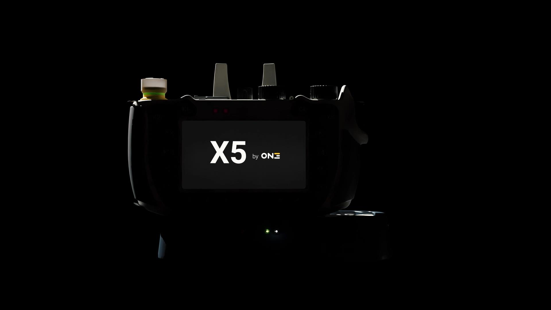 0N3_X5 Mobile HMI