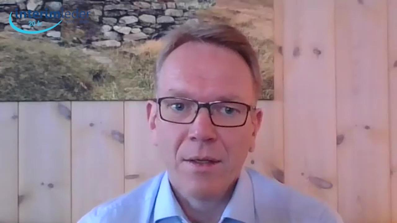 Arne Fosen - Intervju