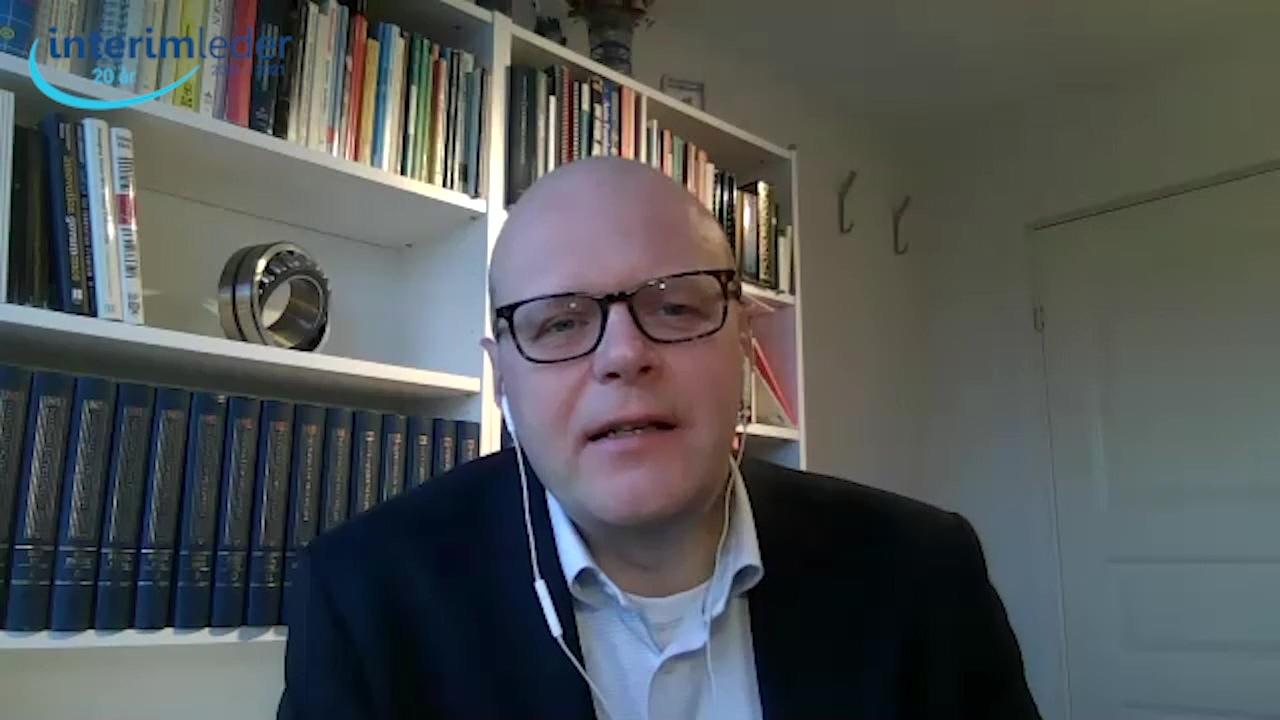 Bjørn Henriksson - Intervju