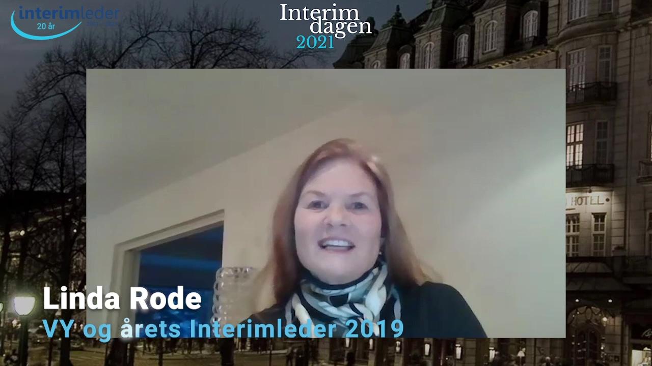 Foredrag Linda Rode