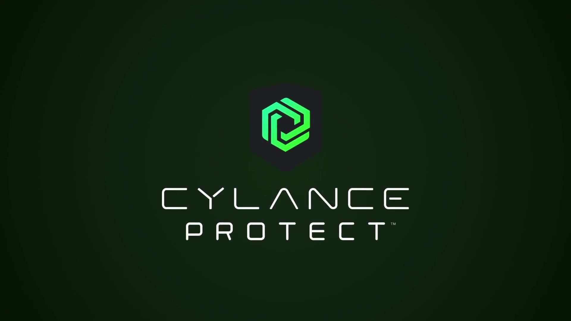 CylancePROTECT for Powerful Prevention
