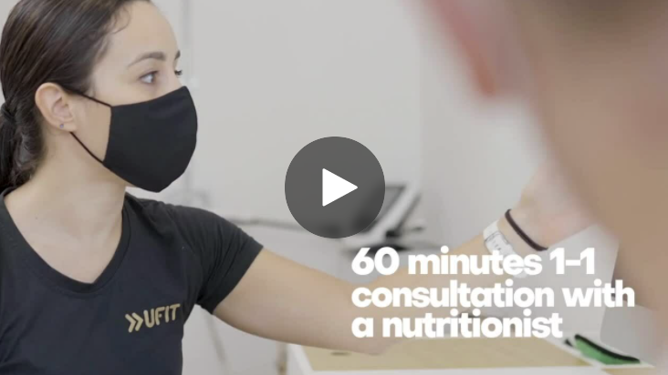 UFIT Nutrition Ignition - Promo Video