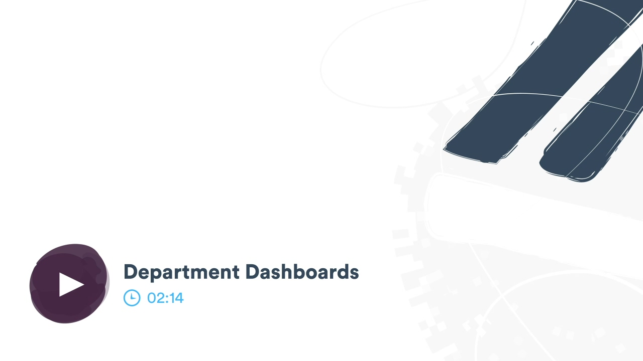 Department Dashboards in Life QI