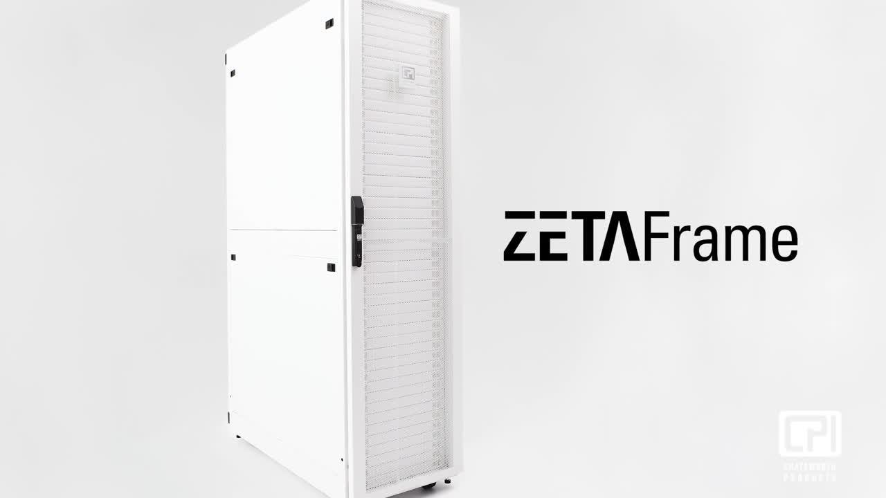 ZetaFrame™ Cabinet System - Video 0