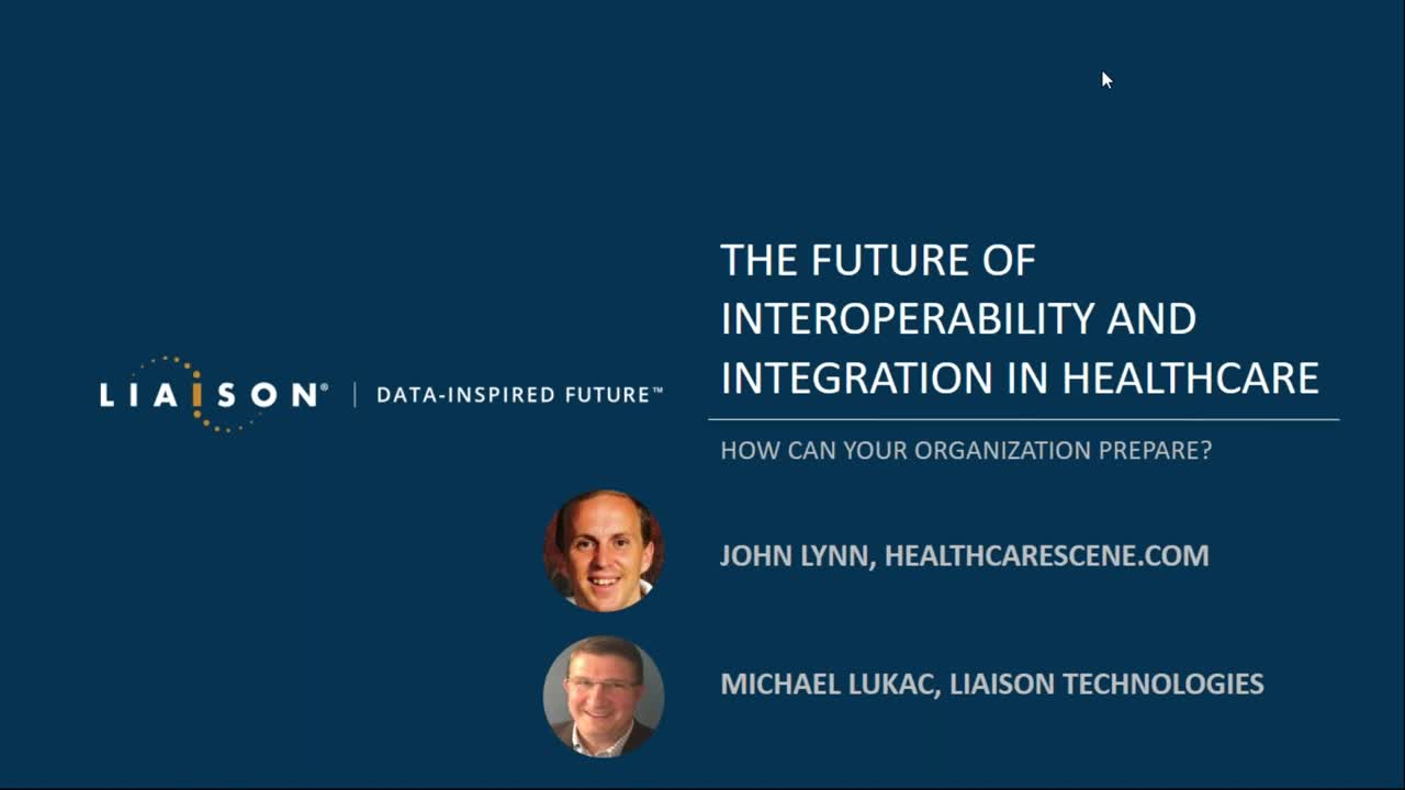 The Future of Interoperability and Integration in Healthcare