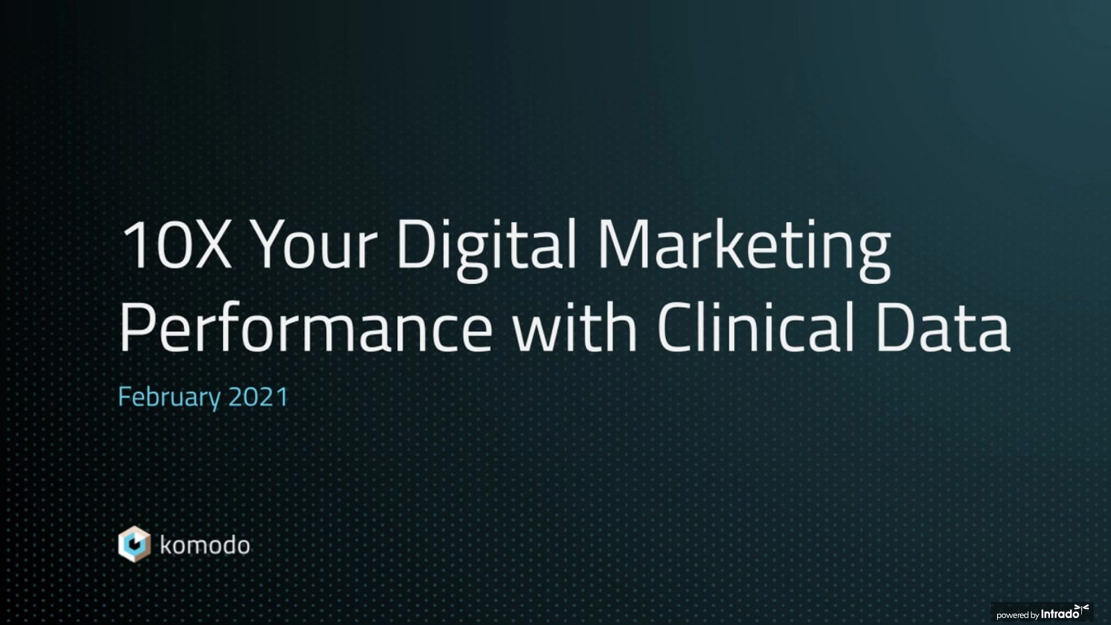 10X Your Digital with MM+M