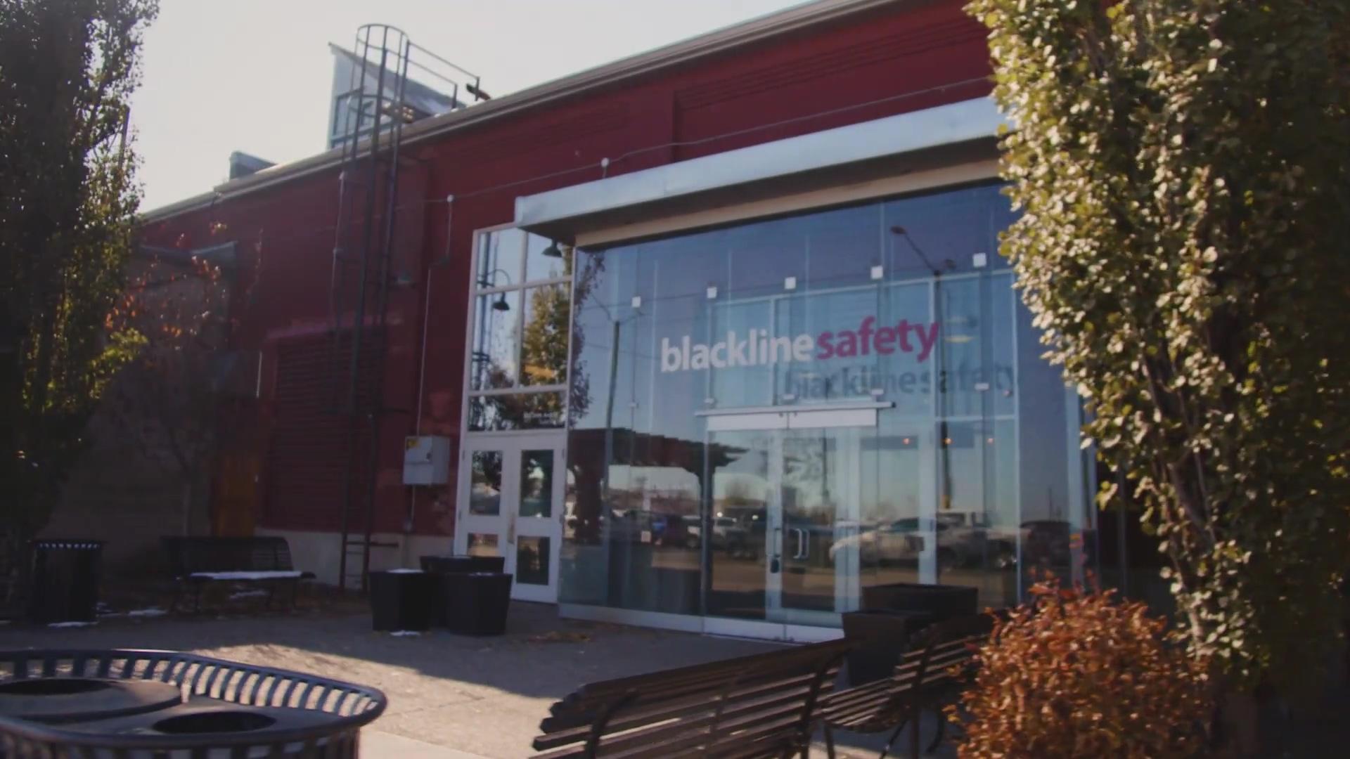 About Blackline Safety video at Dominion Bridge headquarters