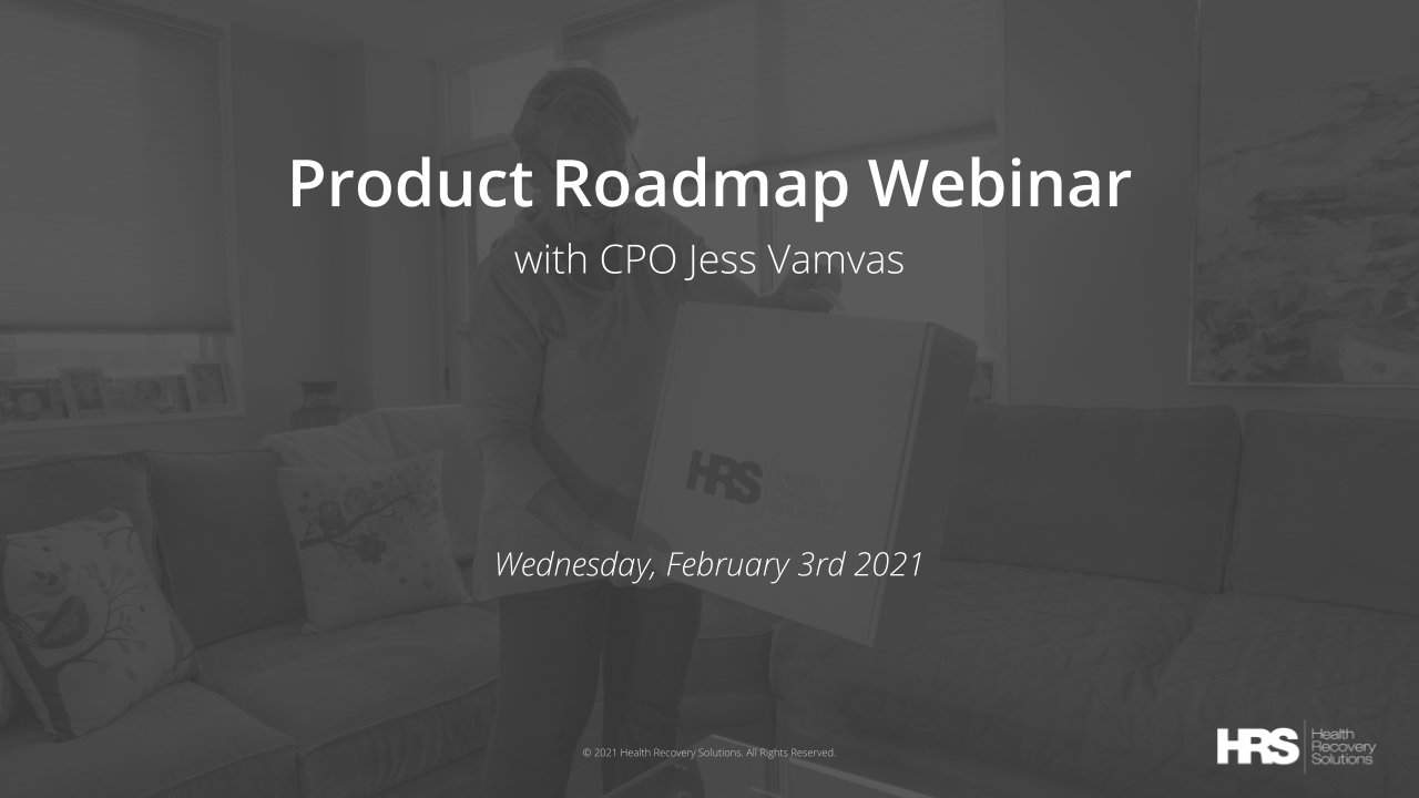 Product Roadmap Recording