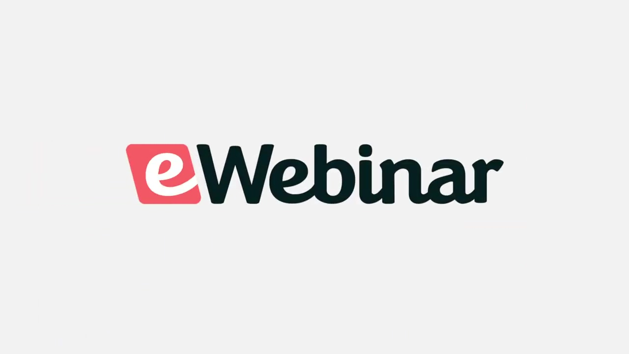 eWebinar_ Turn any video into an interactive, automated webinar.