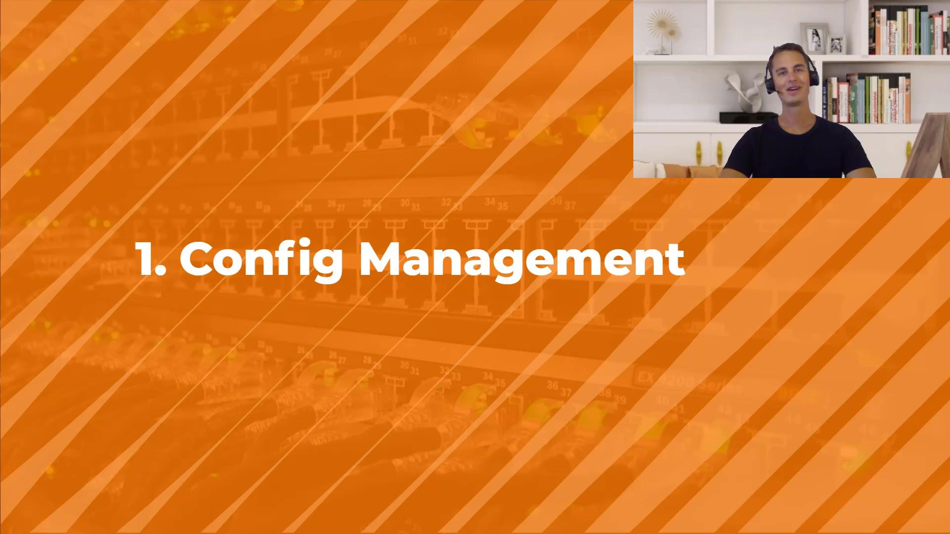 Config Management