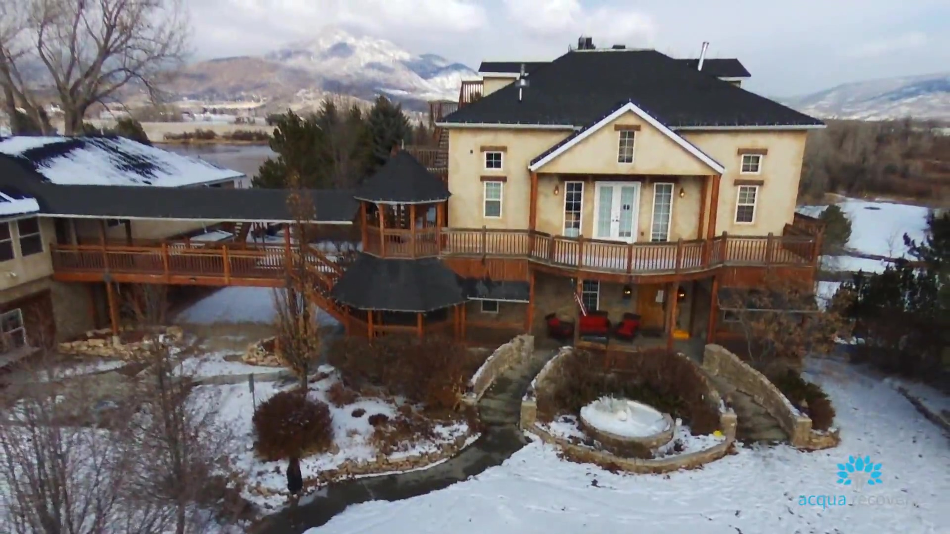 Acqua Recovery Campus Tour Midway Utah