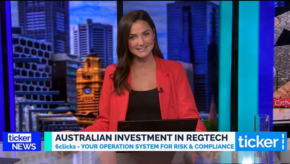 Australian Investment in RegTech - Hailey Soundbite