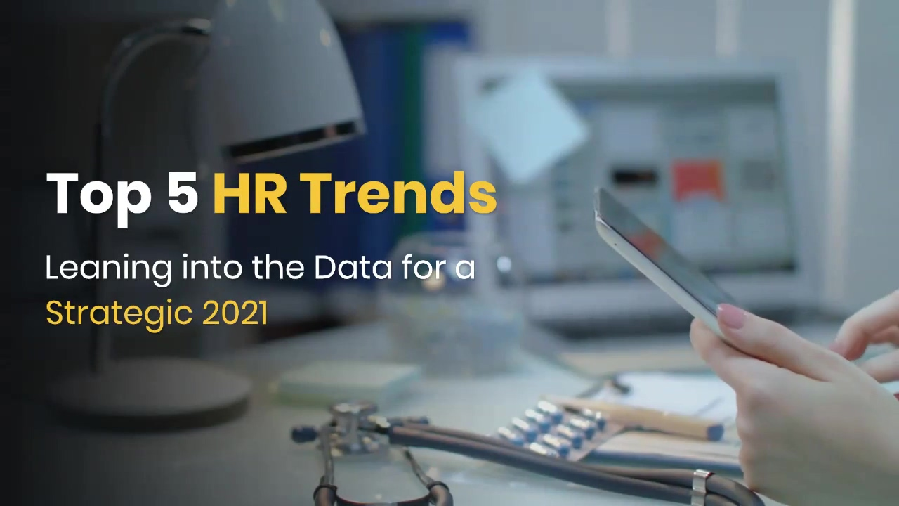 Top 5 HR Trends 2021