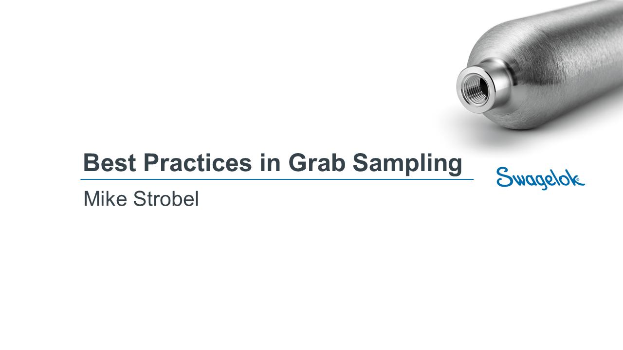 Grab Sampling Webinar - 04.29.2020