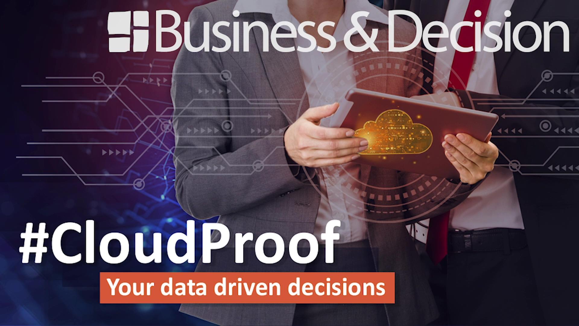 Implement a Cloud Data Platform with Business & Decision