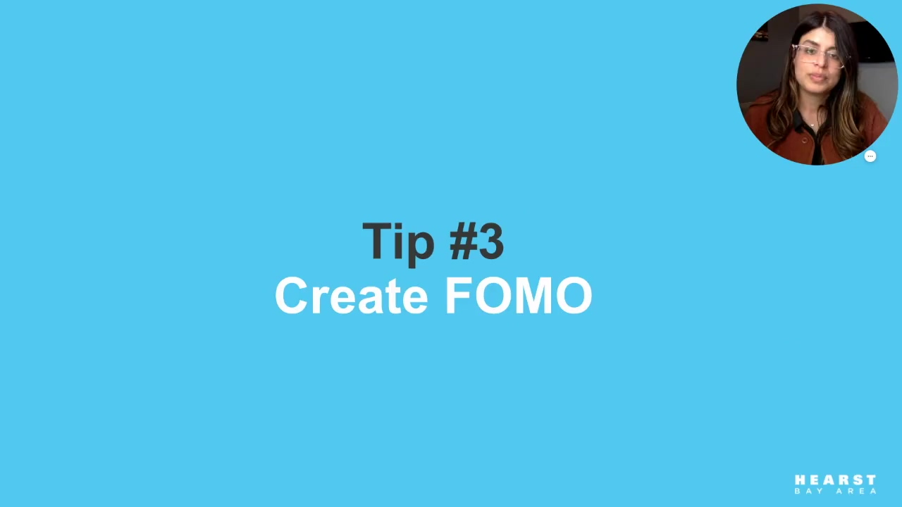 Tip 3 - Create Fomo_Supercharge Your Social Media Strategy in 2021