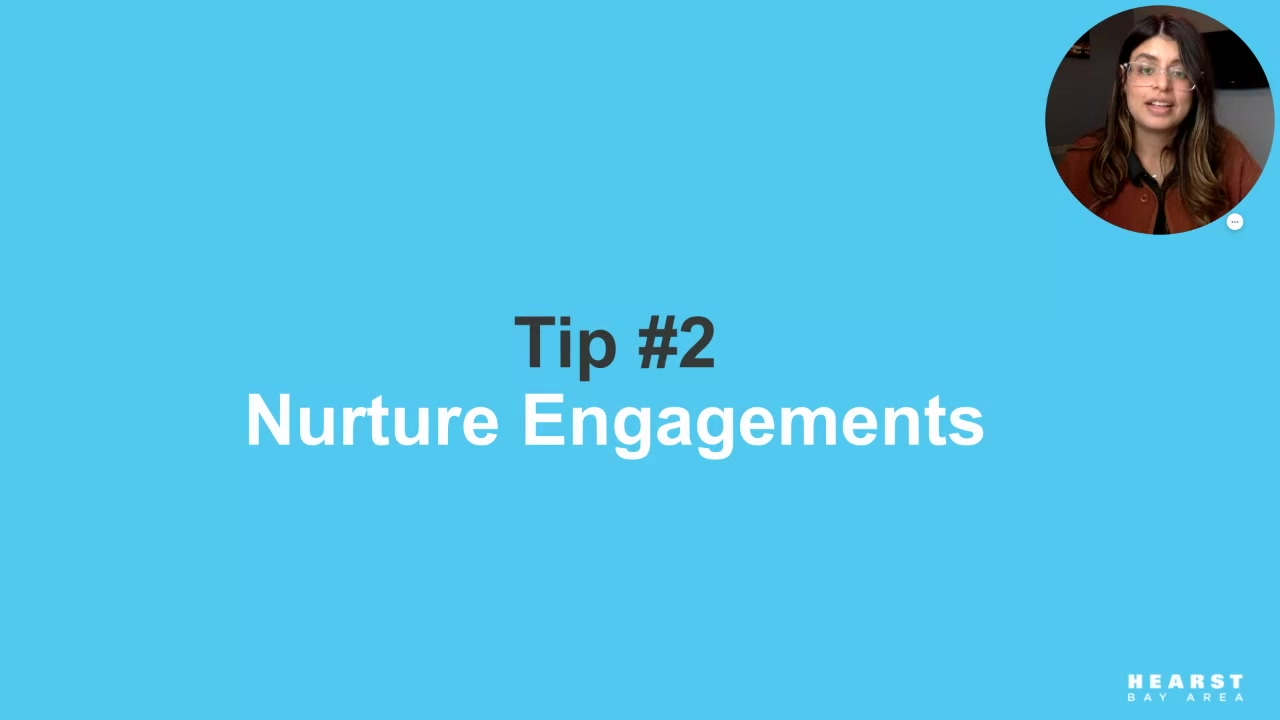 Tip 2 - Nurture Engagement_Supercharge Your Social Media Strategy in 2021