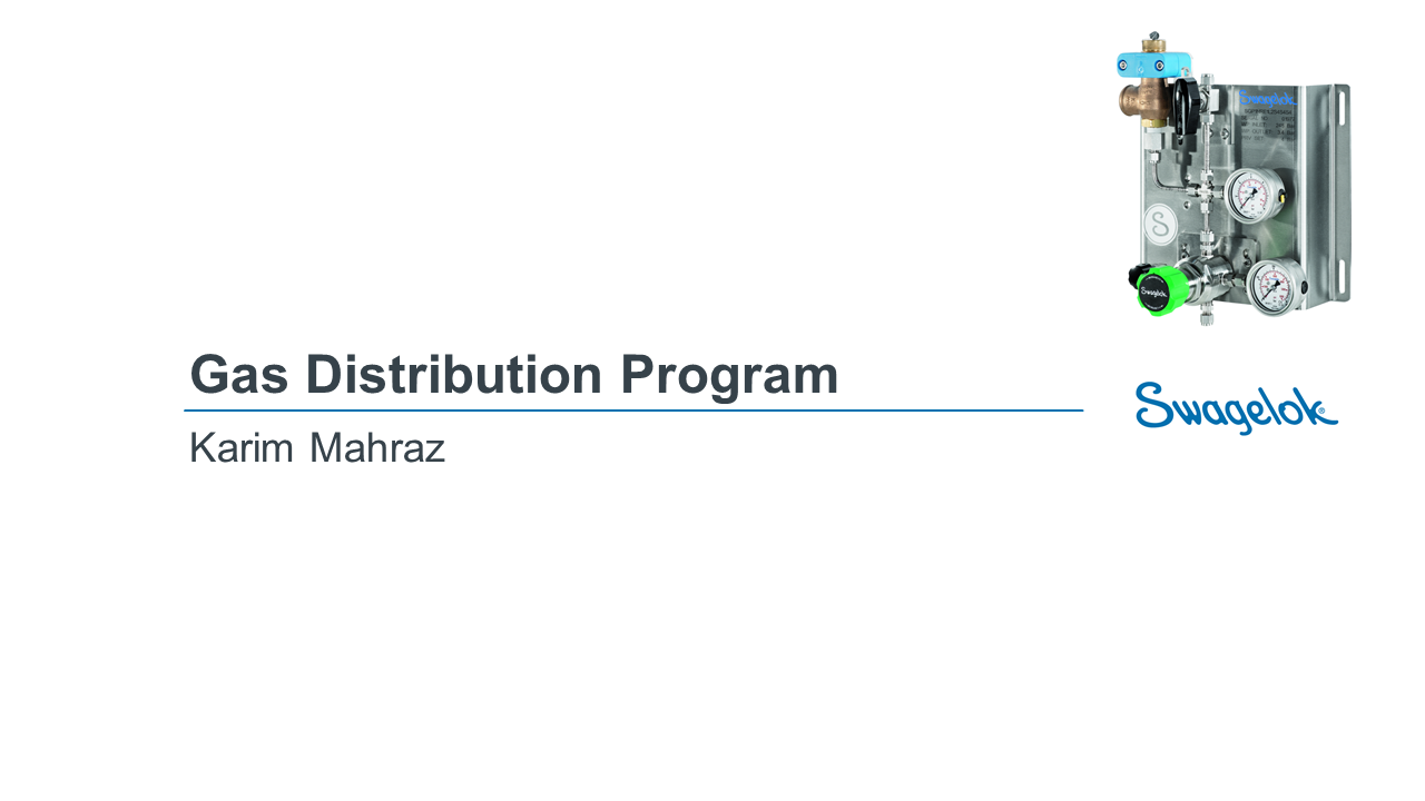 Gas Distribution Program Webinar - 02.03.2021 Recording