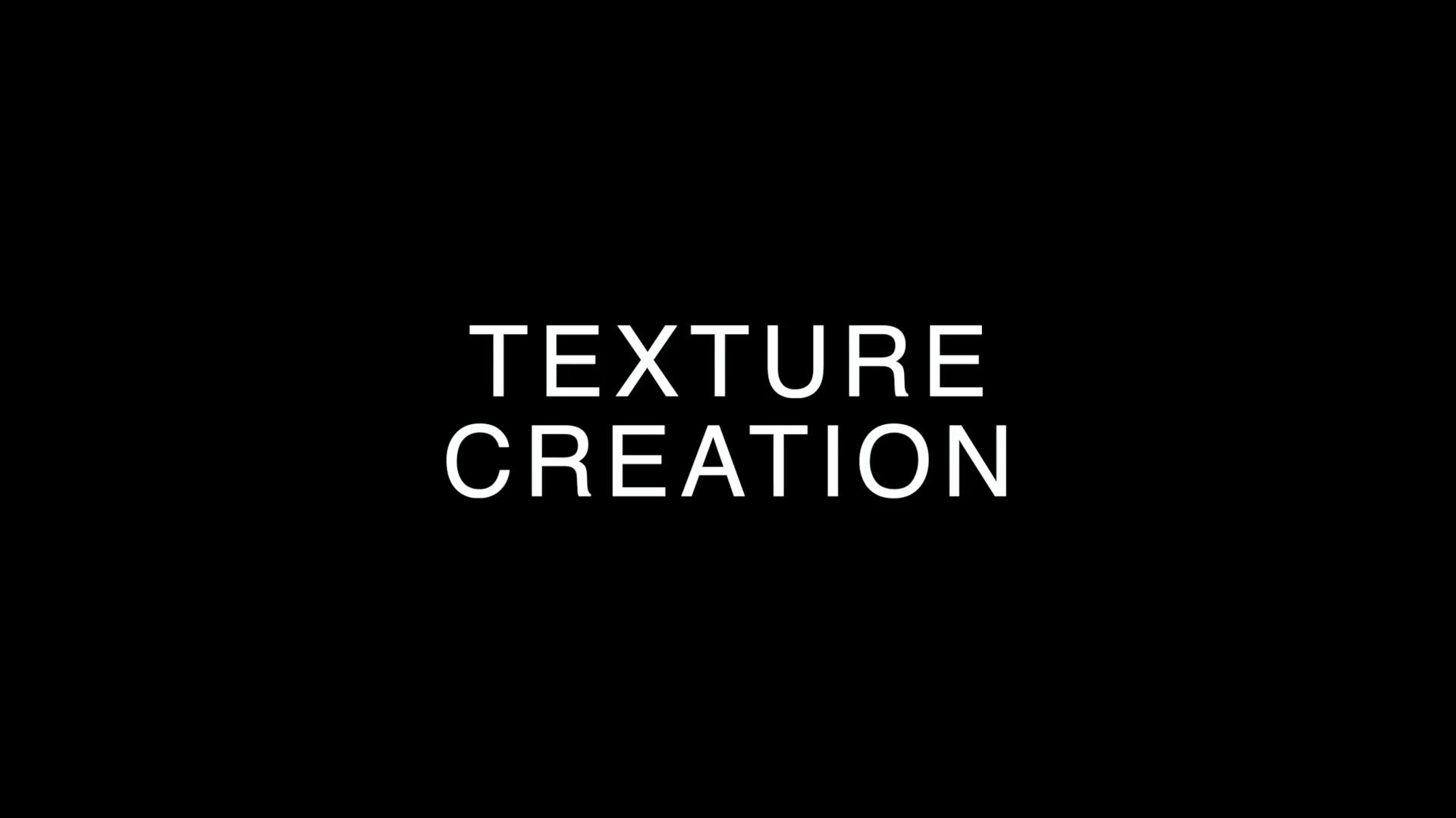 Texture creation
