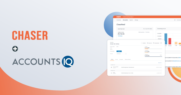 Chaser credit control automation for AccountsIQ users
