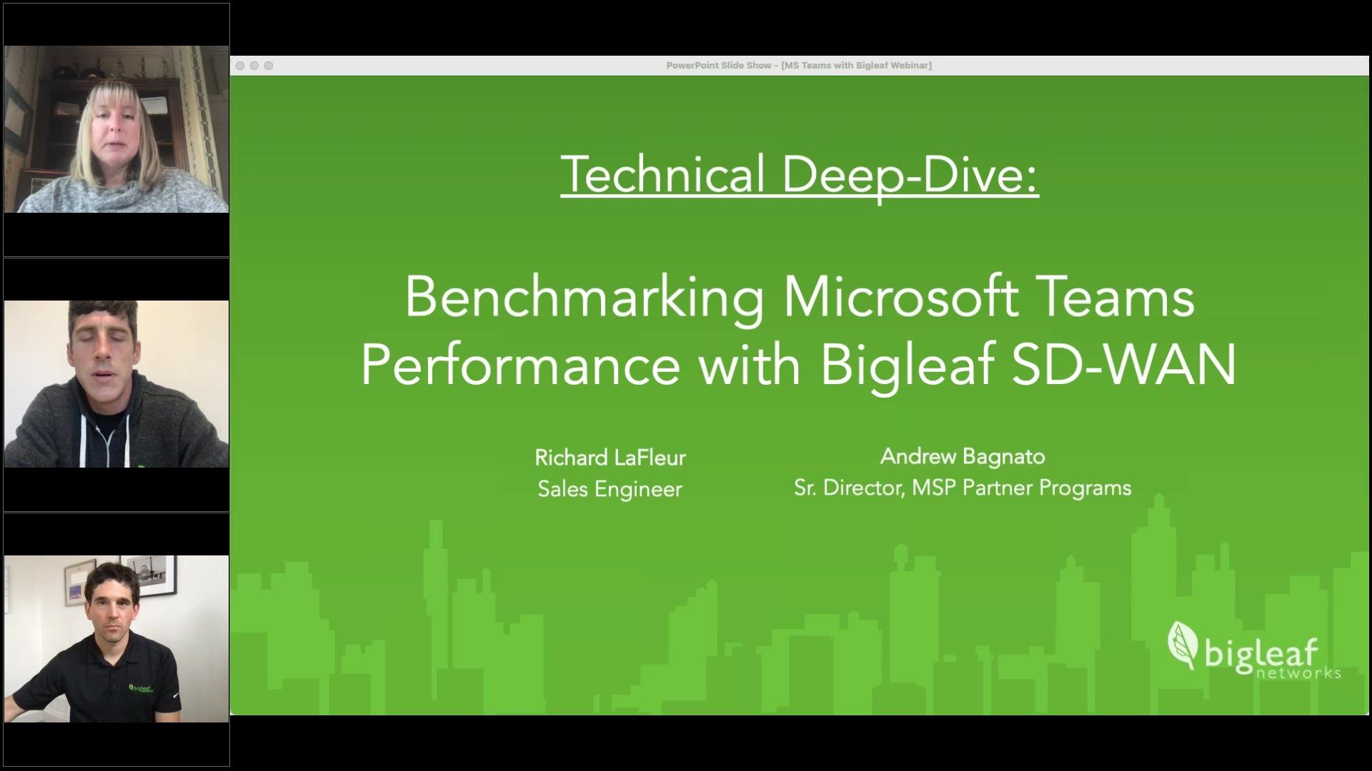Technical Deep Dive Microsoft Teams