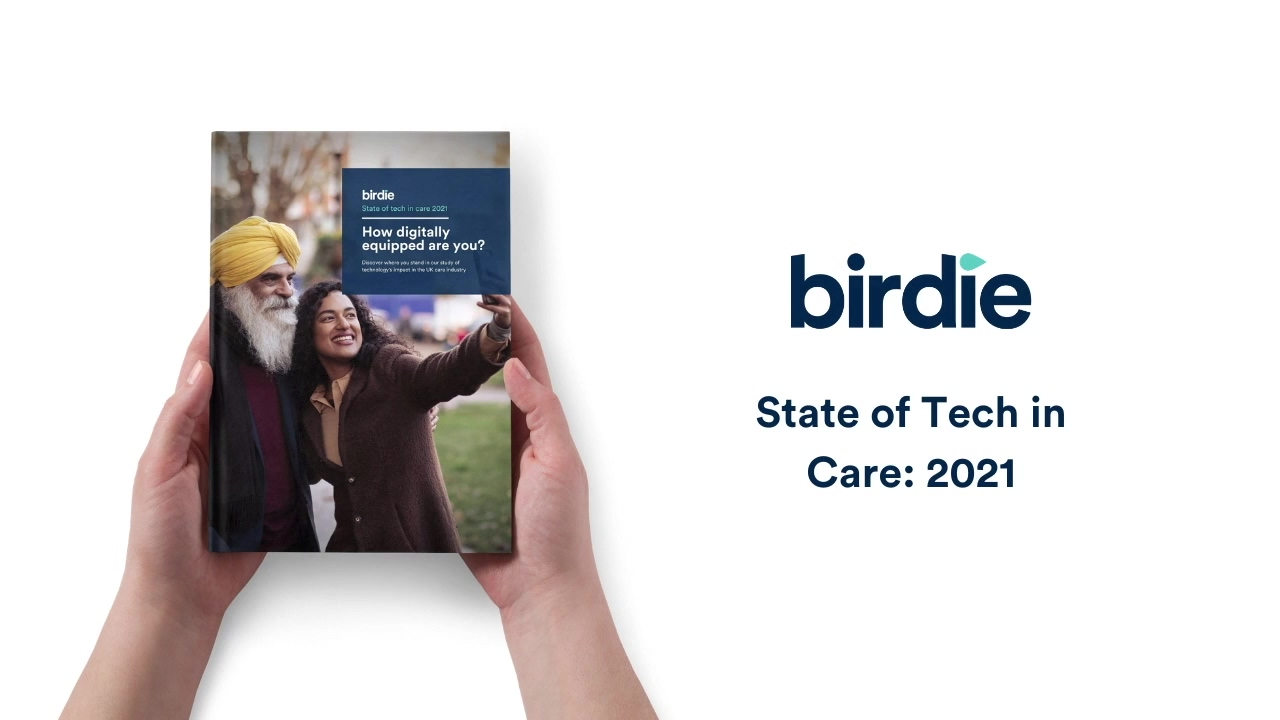 State of Tech in Care 2021Report - Overview Video