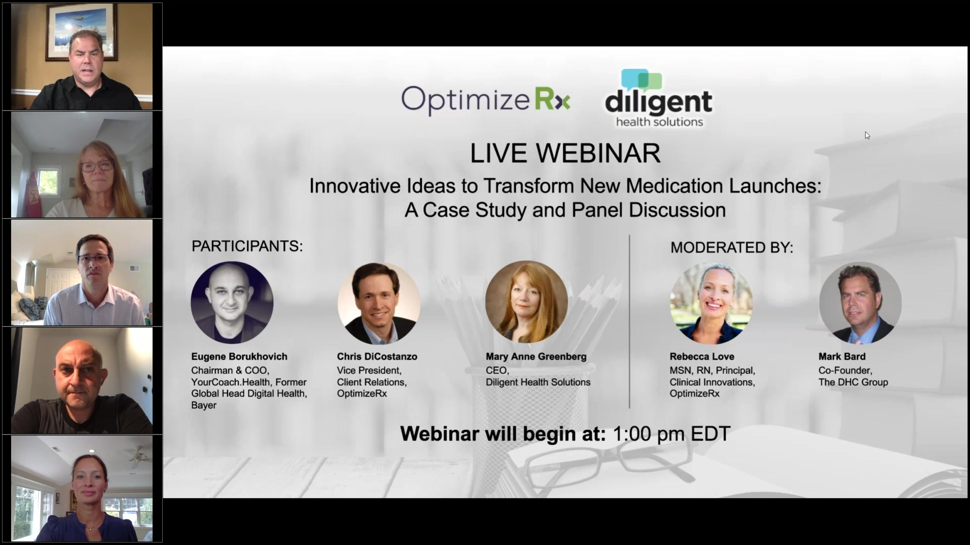 Innovative Ideas to Transform New Medication Launches_ A Case Study and Panel Discussion