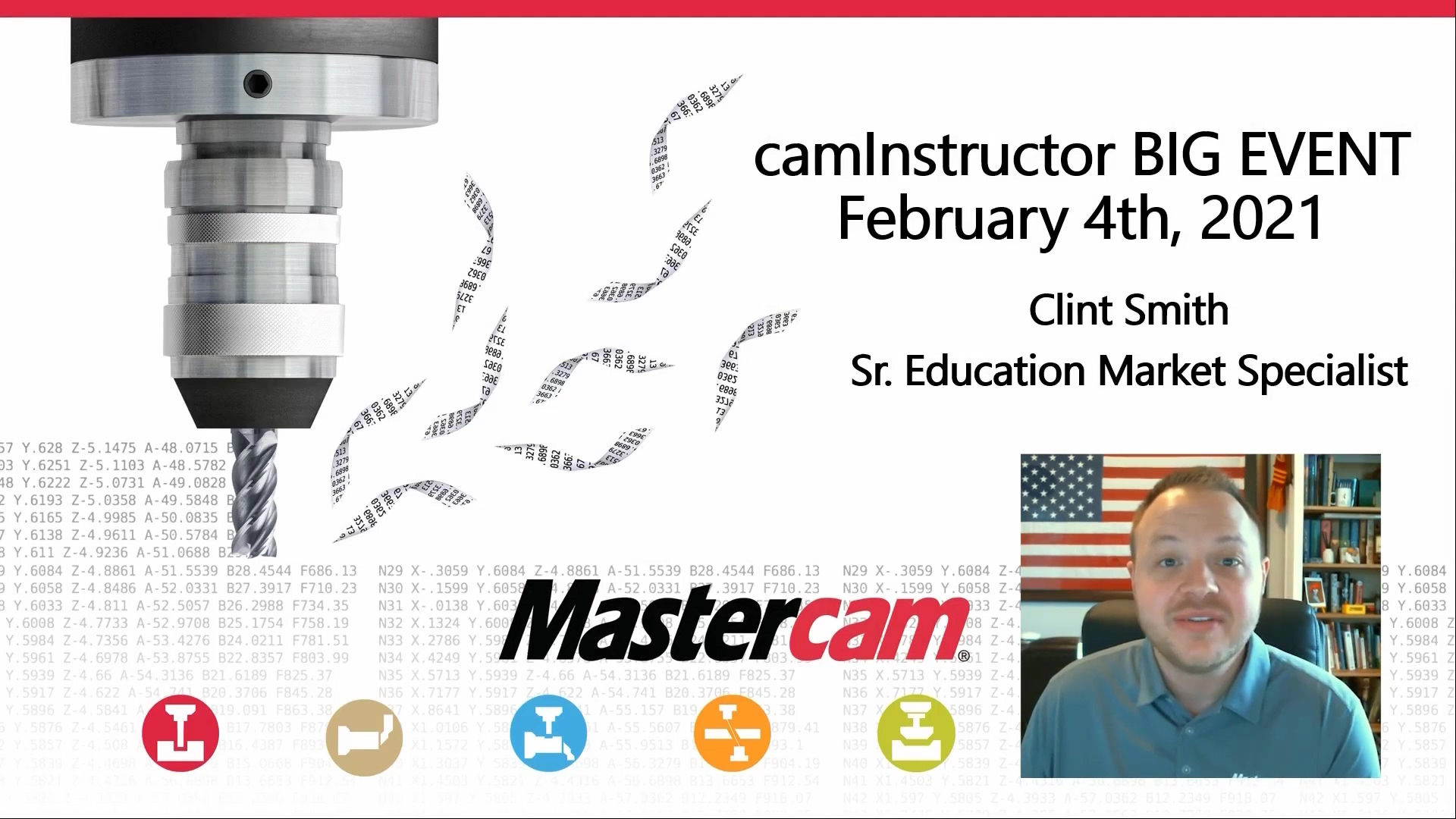 Clint-How Mastercam Supports Education