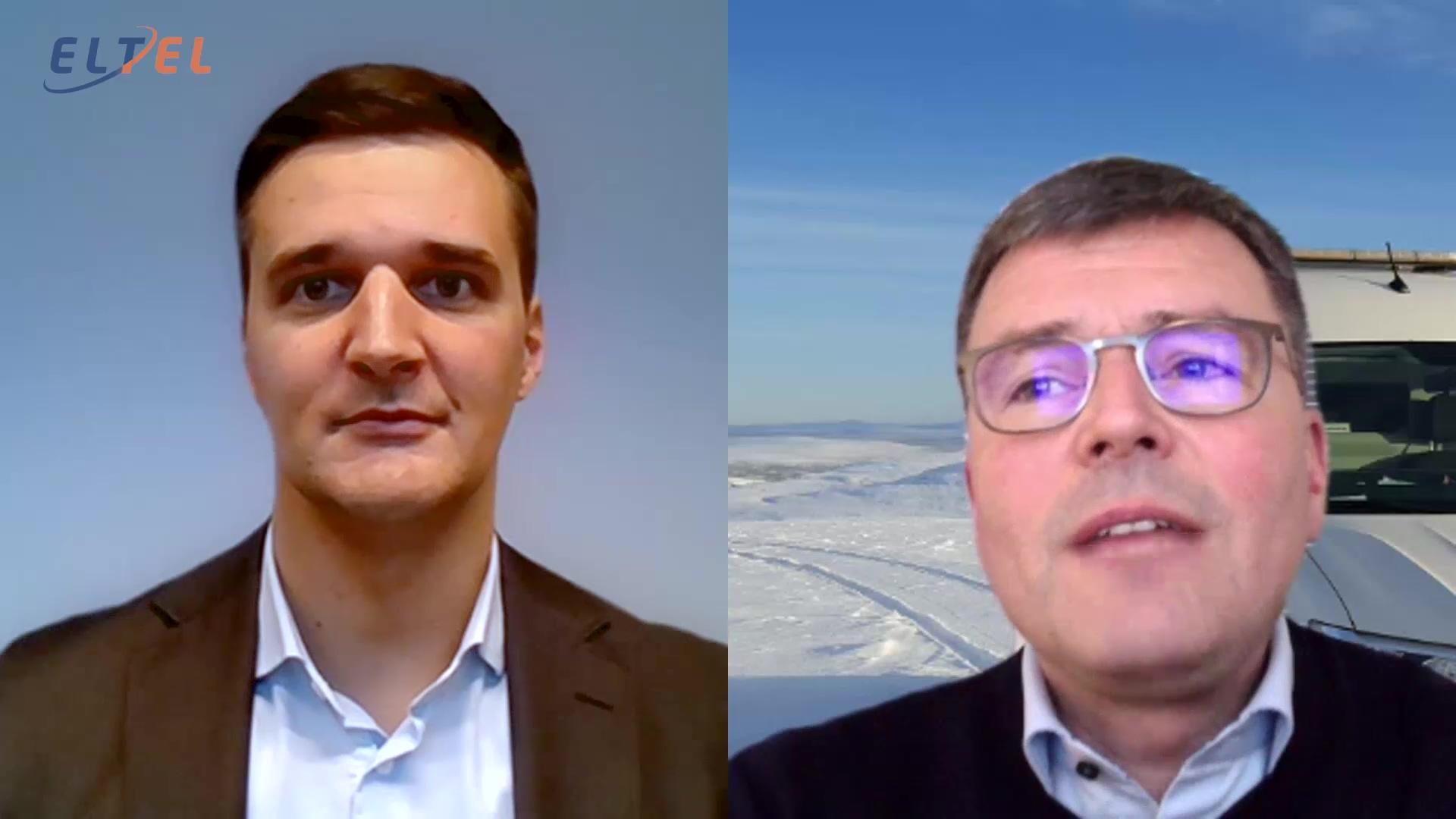 Eltel Q420 interview with CEO Casimir Lindholm