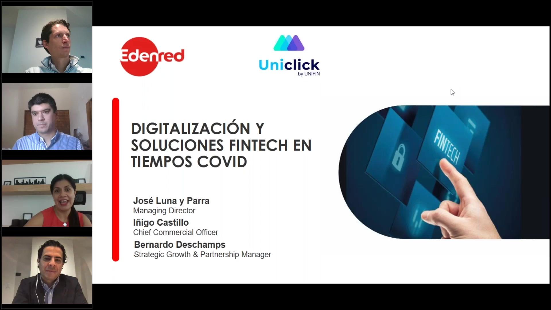 78 clip webinar Digitalización y soluciones Fintech en tiempos Covid