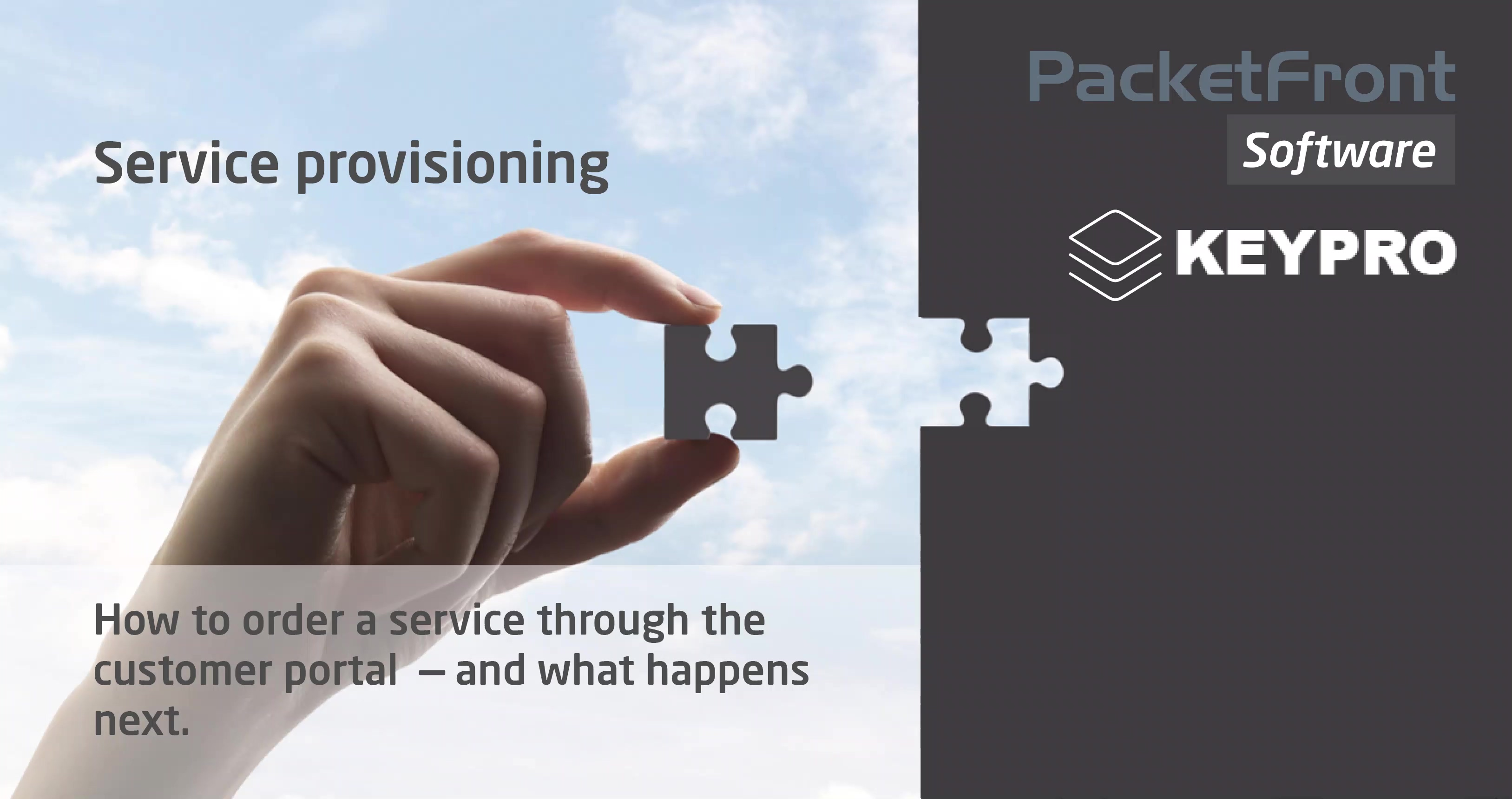 Service provisioning - Final