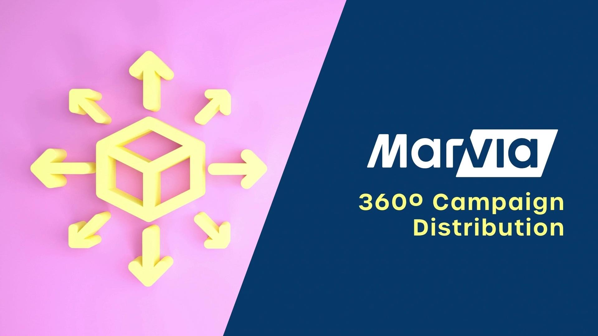 360º Campaign Distribution - Marvia