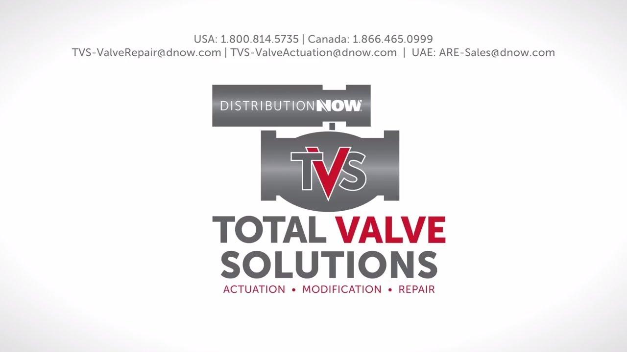DistributionNOW Total Valve Solutions _ Valve Actuation, Modification, & Repair