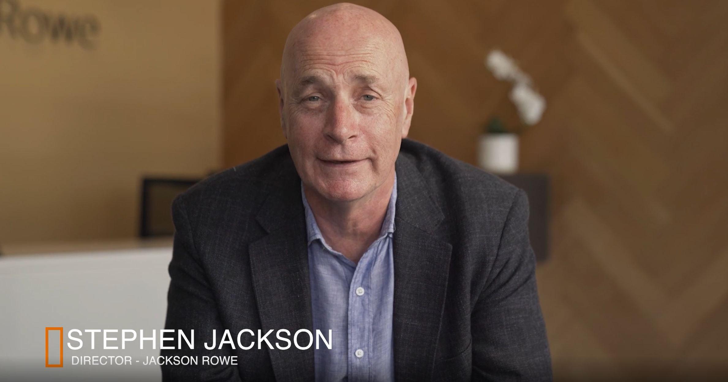 Case Study - Jackson Rowe