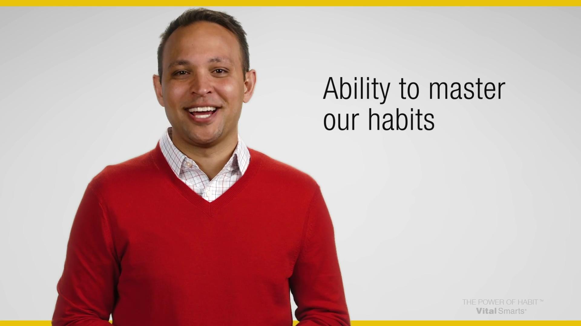 The Power of Habit Online Demo