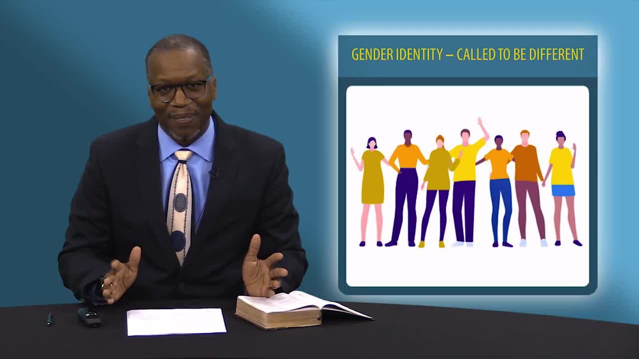 Gender Identity – Called to Be Different