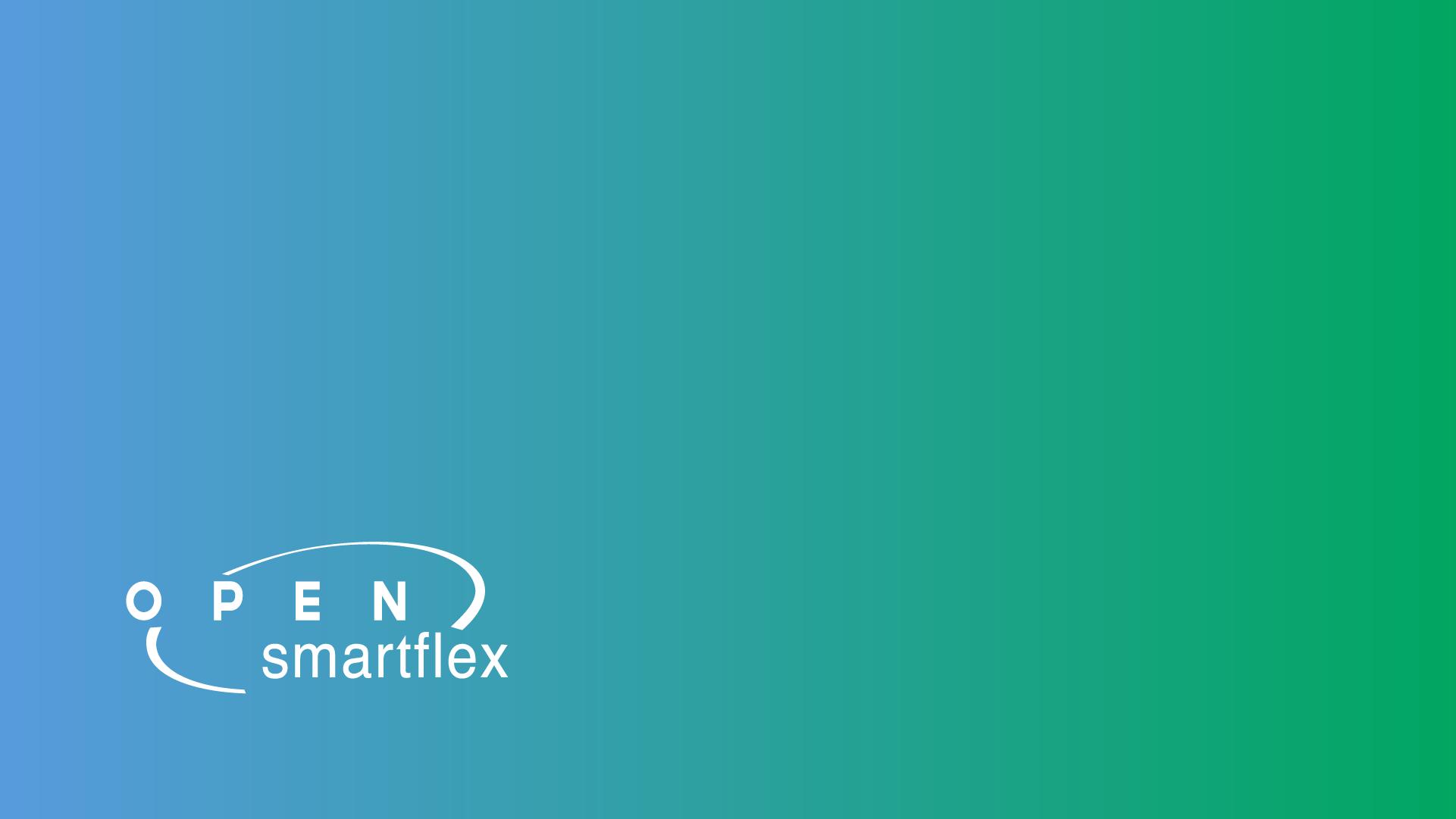 Demo Open Smartflex - Español 2021