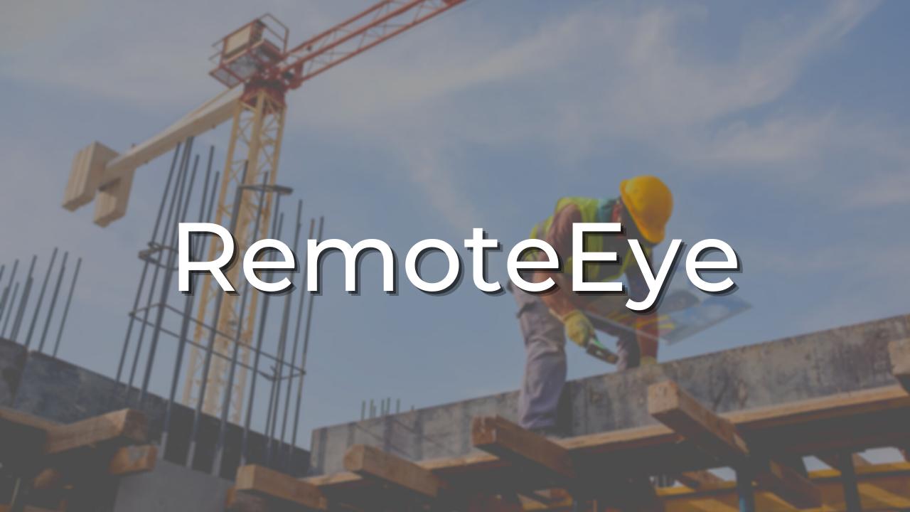 RemoteEye - 02-12-20211