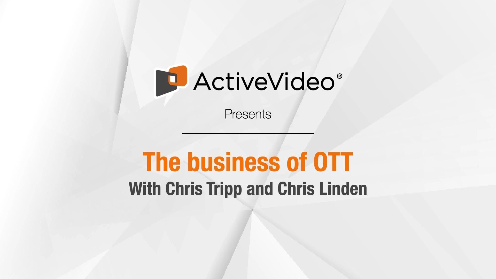 Business of OTT Episode 5 Tripp Final Web