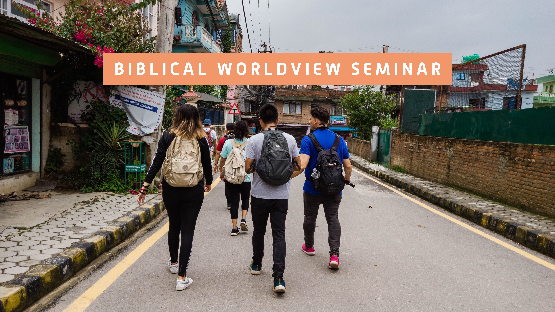 English Biblical Worldview Seminar