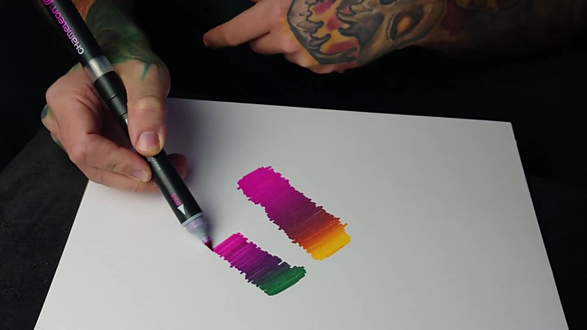 Color swatching by Dino Tomic
