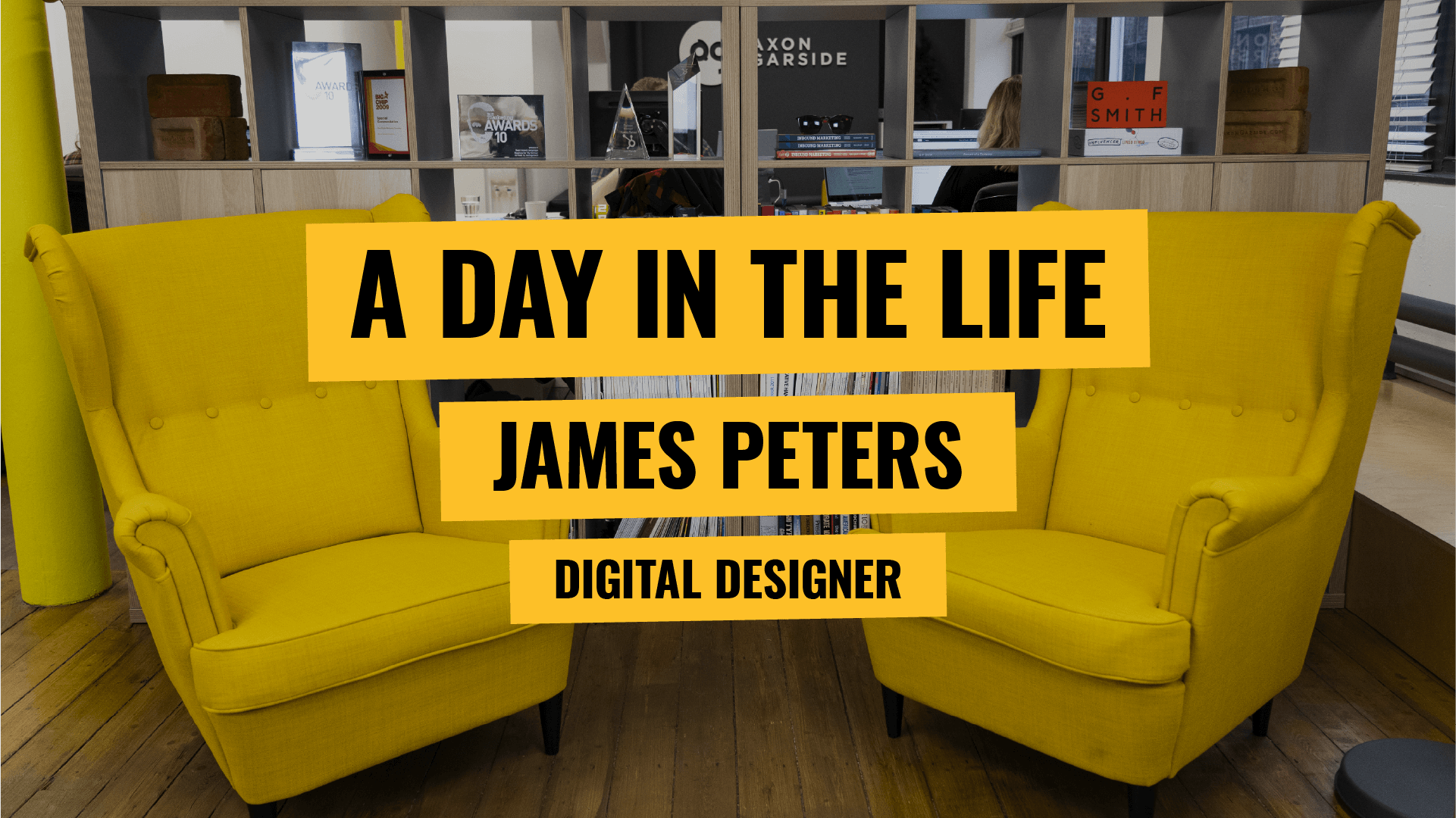 A day in the life - Design Specialist - James Peters