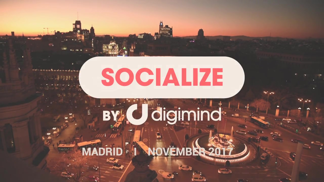 Socialize Madrid 2017