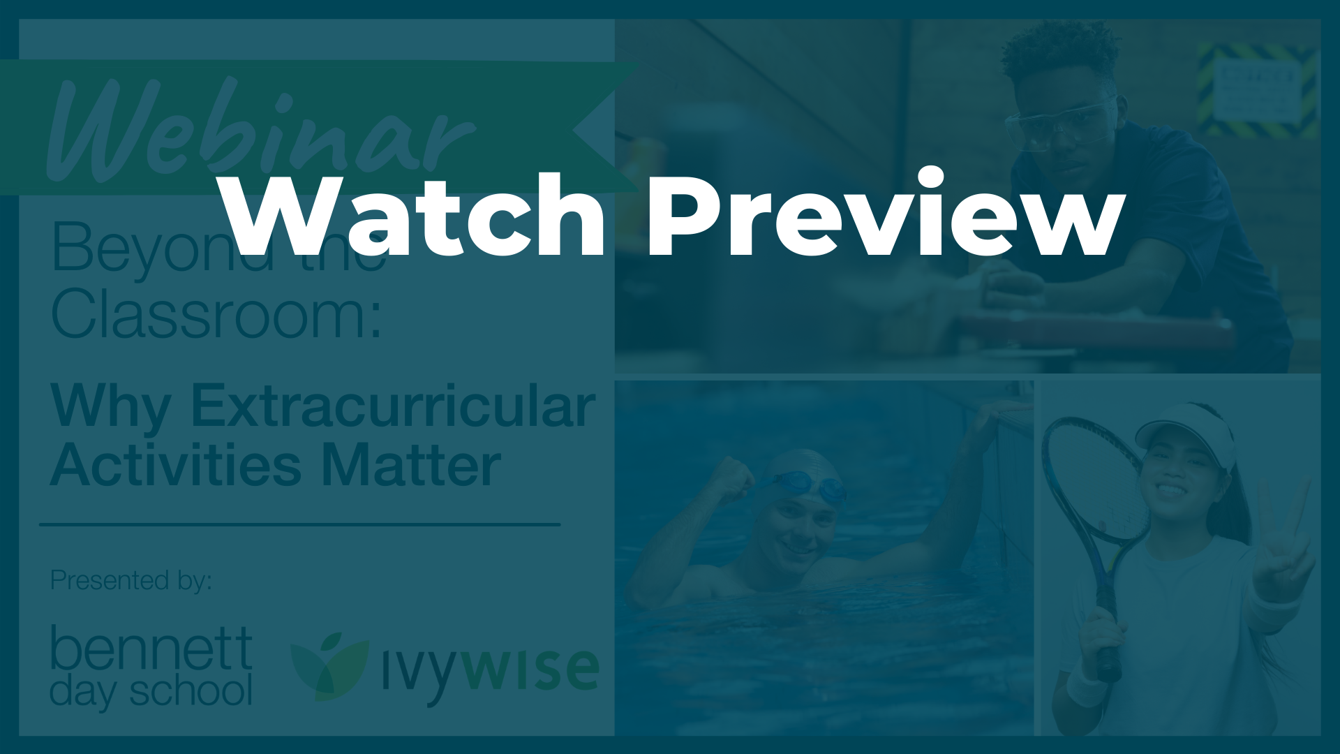 IvyWise Webinar Preview