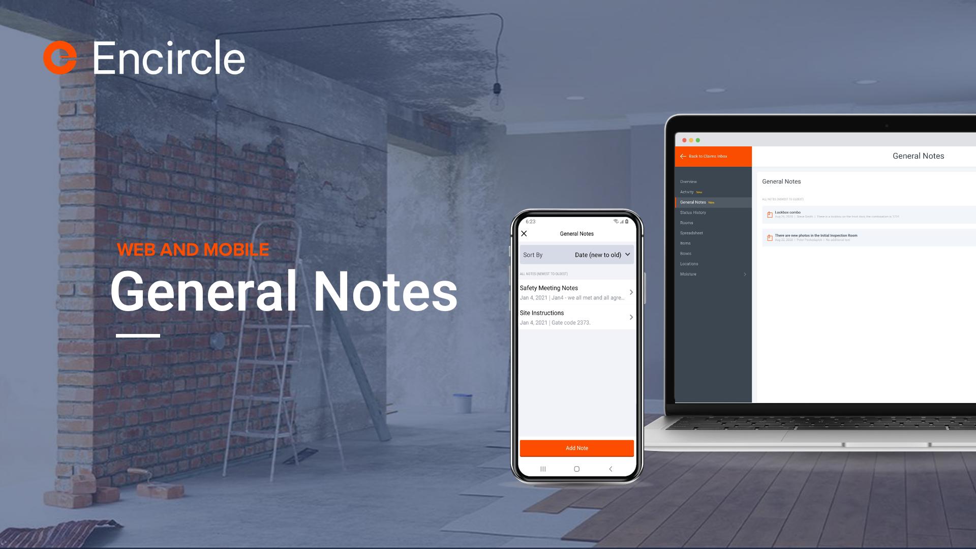 3-General-Notes-Whats-New-at-Encircle-Webinar