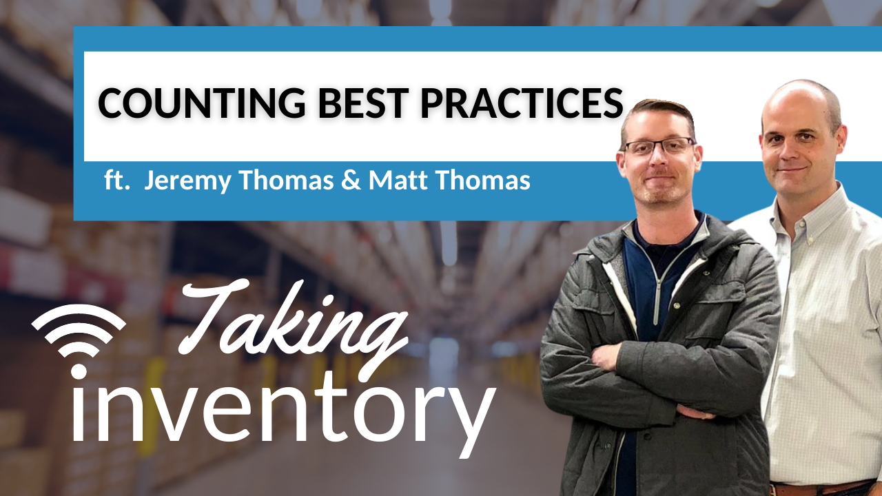 RF-SMART Podcast - Taking Inventory, Ep. 1_ Counting Best Practices