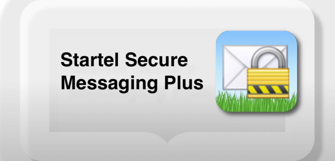 Startel-Secure-Messaging-Plus-Website