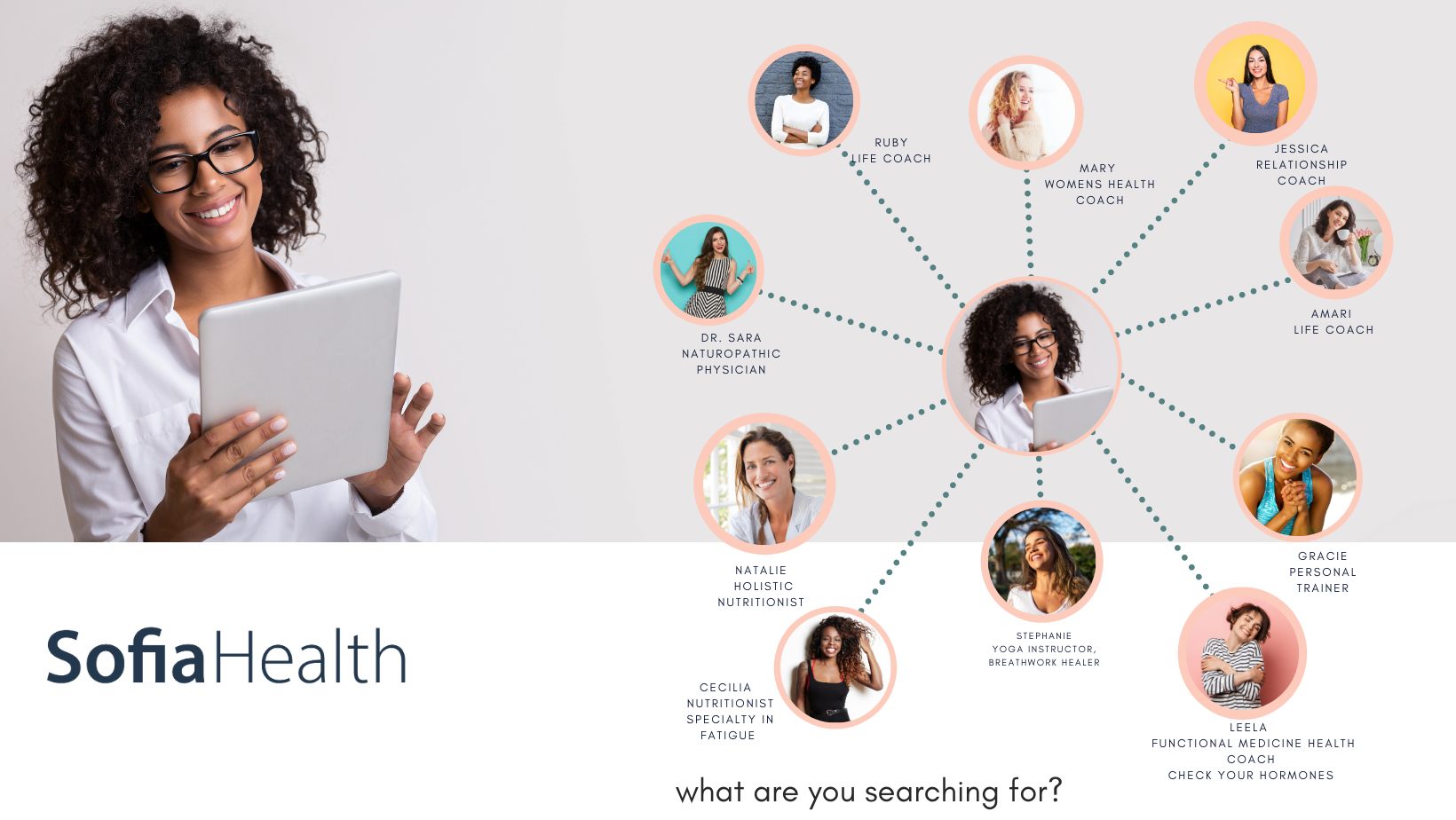 Sofia Health _ choose a provider